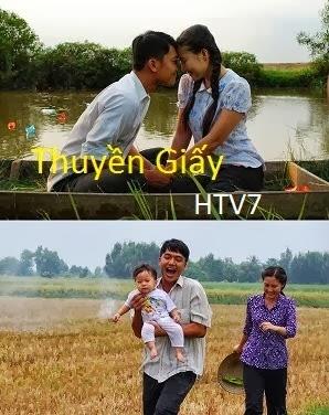 Thuyền Giấy - HTV7 2013
