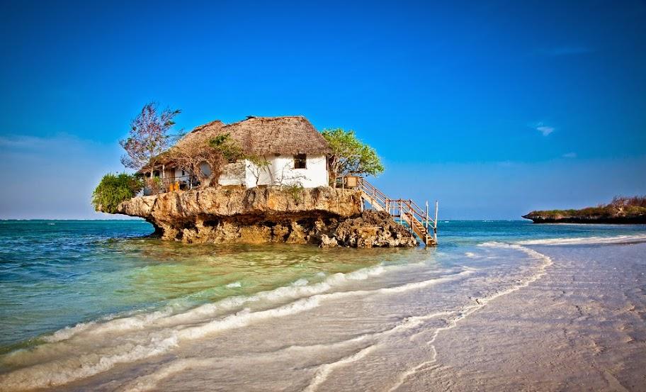 Zanzibar Rock Restaurant