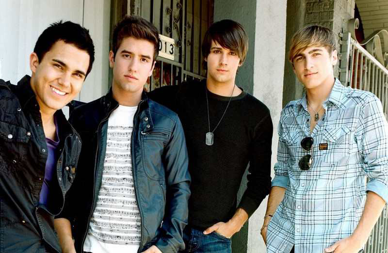 Big Time Rush Elevate Lyrics