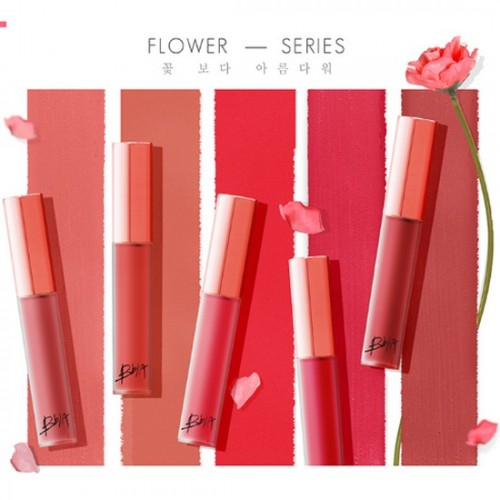 son Bbia Last Velvet Lip Tint Version 4 (FLOWER SERIES)