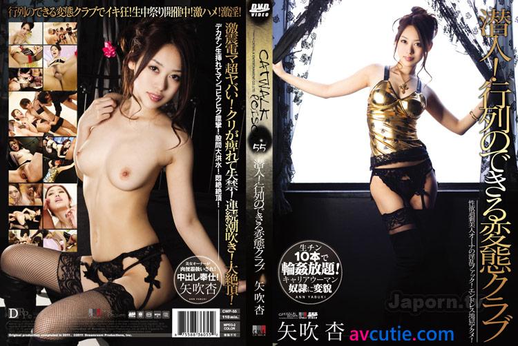 Catwalk.Posion.Vol.55.Ann.Yabuki.CWP-55