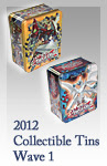 2012 Collectible Tins Wave 1