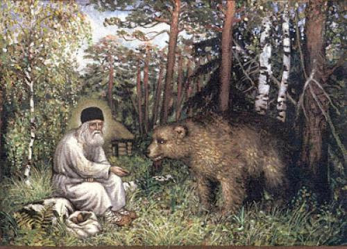 Saint Seraphim Of Sarov As A Model For Our Lives