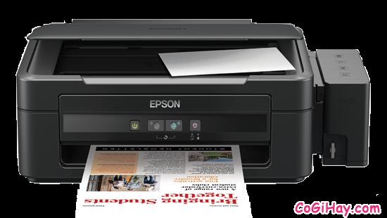 Đánh giá và Tải driver cài đặt máy in Epson L210