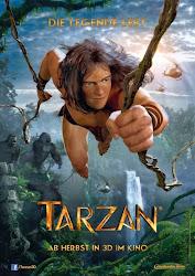Tarzan 3D - Chúa tể rừng xanh