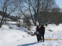 Фоторепортаж с тренинга по ньяса-йоге 12-18 февраля 2012г в Карпатах.721