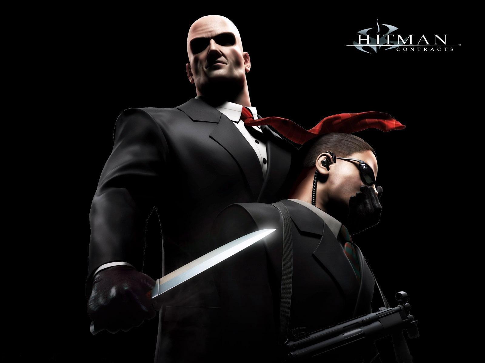 Loạt hình nền đẹp của game Hitman: Contracts