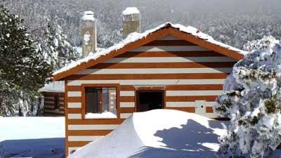 Yeni Spil Dağı Bungalov Evleri