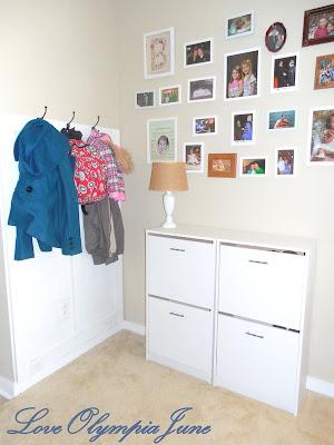 Gray Guest Room Dresser
