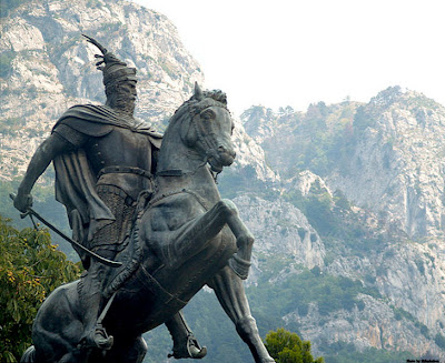 On a day like today: Scanderbeg defeats Mahomet II