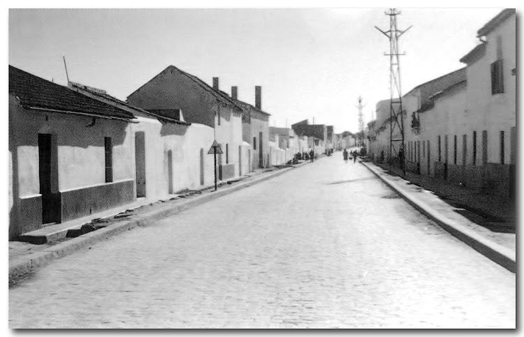 Avenida de Andalucía Ayer