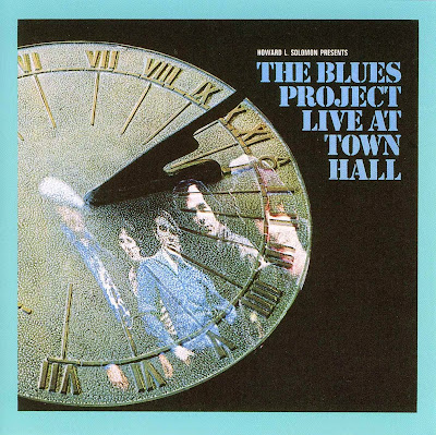 The Blues Project ~ 1967 ~ Live At Town Hall