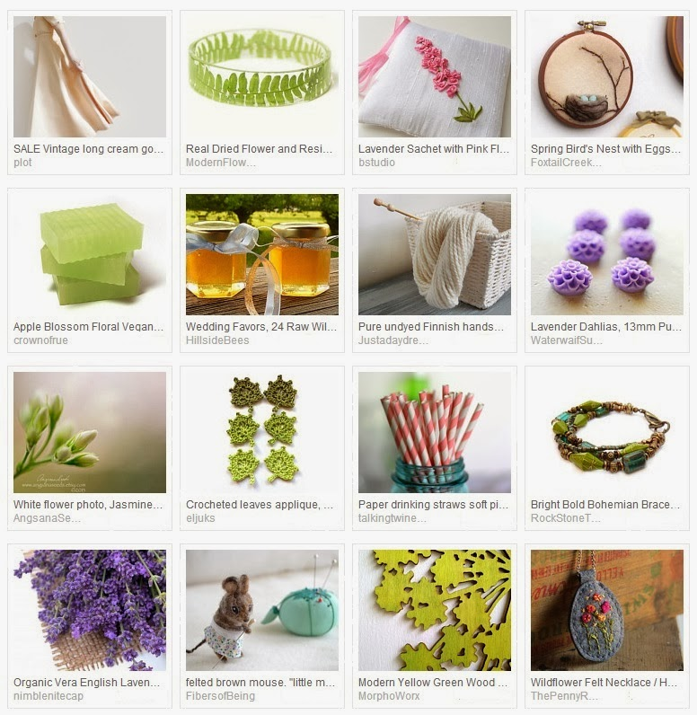 Sweet Spring Inspiration Treasury