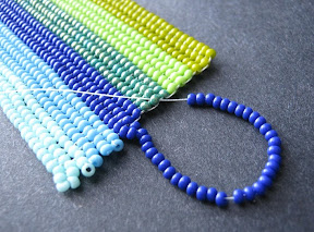 How to Add a Seed Bead Clasp