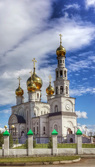Дороги Горных Духов: пеше-автомобильный маршрут по югу Красноярского края и Хакасии