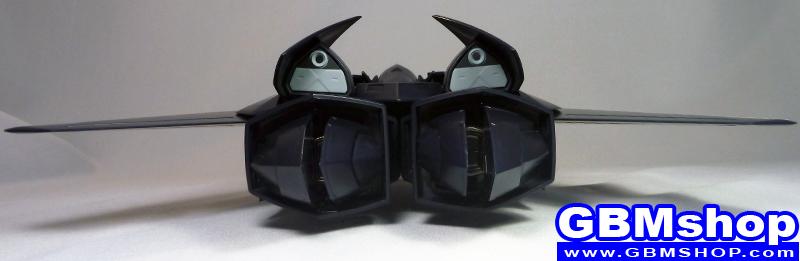 Macross 7 VF-17D Nightmare Fighter Mode