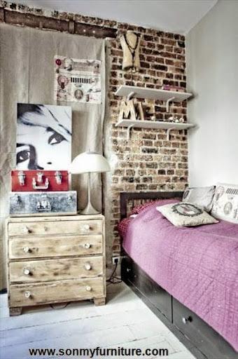 Thiết kế nội thất phòng ngủ cho nhà chật_CONG TY NOI THAT-5