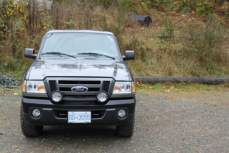 front bumper lights pictures ford ranger forum. Black Bedroom Furniture Sets. Home Design Ideas