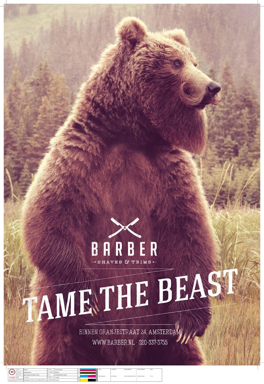"""Tame The Beast"" 