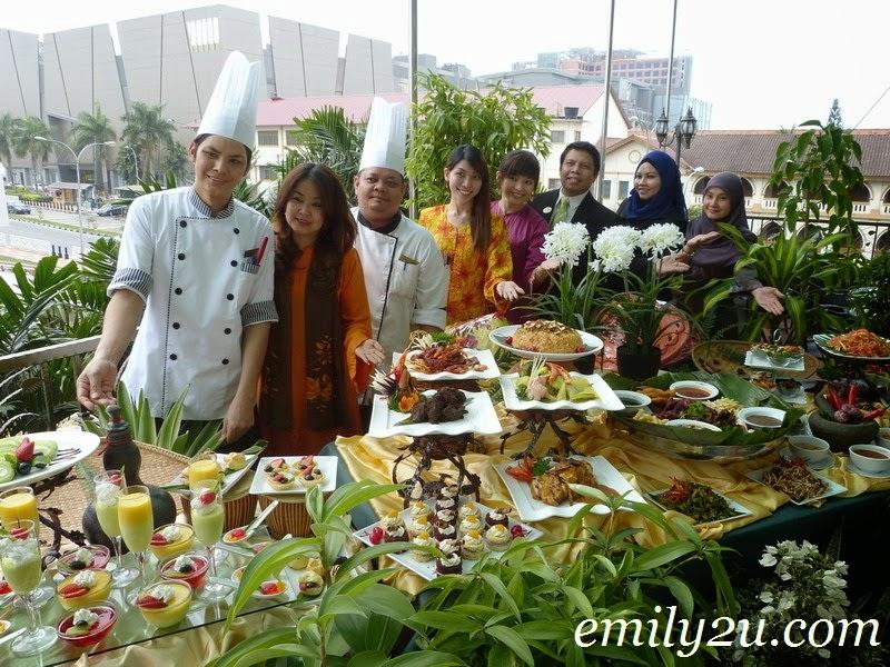 "Bufet Ramadan ""Citarasa Ibunda"" @ Syuen Hotel, Ipoh"