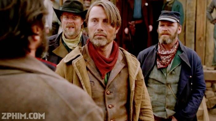 Ảnh trong phim Đấng Cứu Thế - The Salvation 1