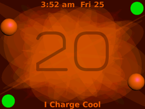 I Charge Cool v1.2 BlackBerry Apps