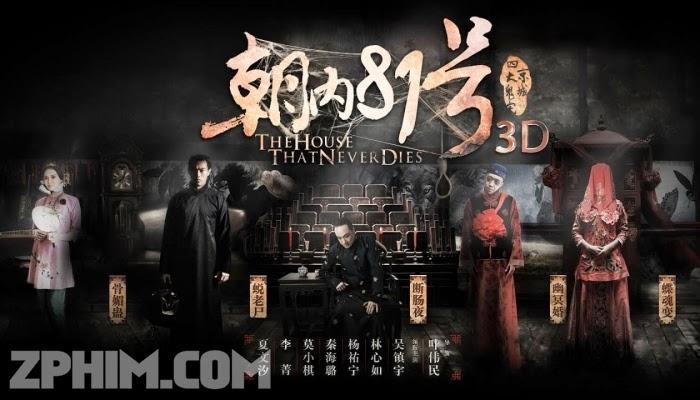 Ảnh trong phim Nhà Số 81 Kinh Thành - The House That Never Dies 1