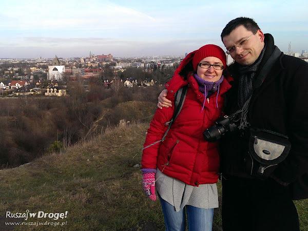 Kasia i Maciej na Zakrzówku