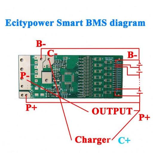 BMS – подключение к элементам, описание, советы и т.д.
