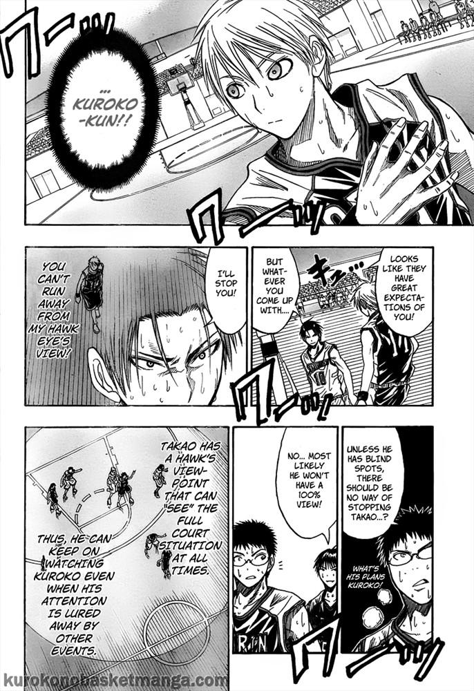 Kuroko no Basket Manga Chapter 33 - Image 14
