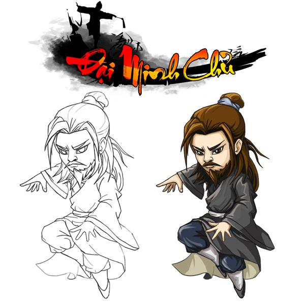 Soha Game phát hành Đại Minh Chủ tại Việt Nam 4