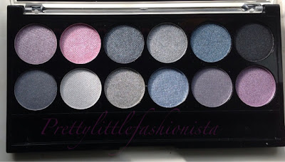MUA Starry Night Palette