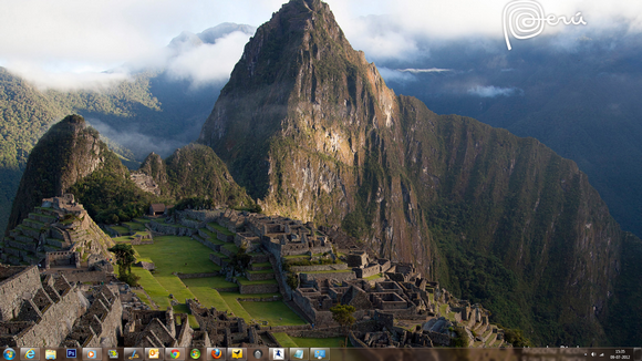 Tema para Windows 7 de peru
