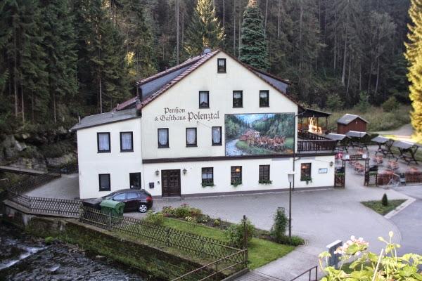 Hotel im Polenztal