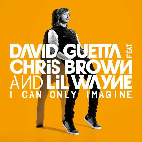 David Guetta feat Chris Brown Lil Wayne I Can Only Imagine Lyrics