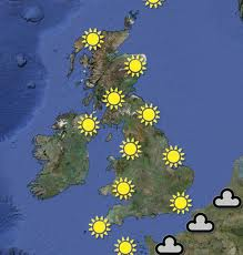 Create Your Own Weather Map.Abbeyfield Geography Produce And Present Your Own Weather Forecast