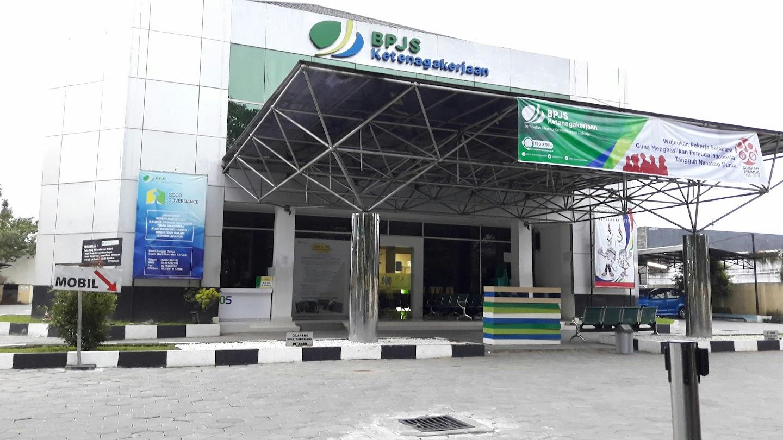 Bpjs Ketenagakerjaan Kantor Cabang Sukabumi Kantor Jaminan Sosial