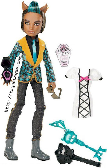 Monster High - Clawd Wolf Sweet 1600