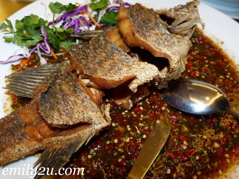 Matahari Oriental Cuisine Bintulu