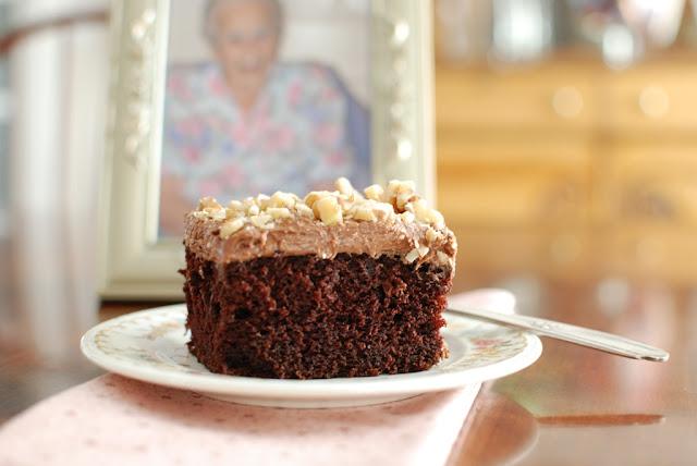 25 - Devils Food Cake