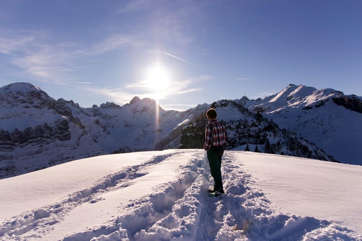 Ebenalp im Alpsteim