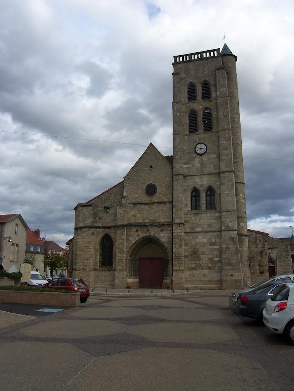 Gannat - Eglise