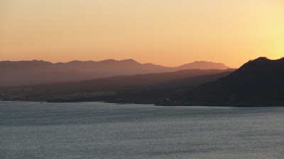 Days end at Pefkos