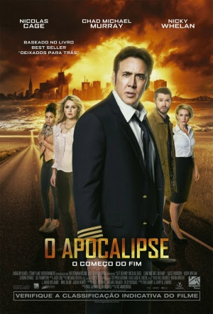 Filme Poster O Apocalipse HDRip XviD & RMVB Dublado