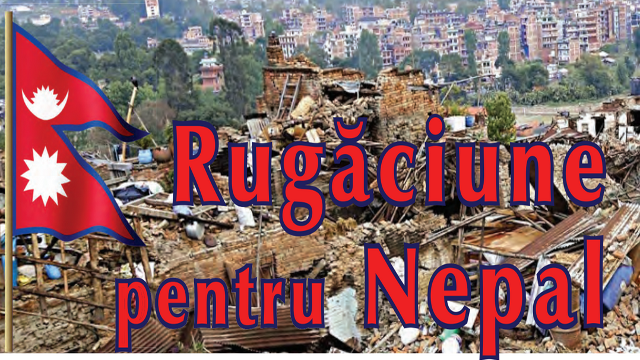 Rugăciune pentru Nepal, de Tania și Ajai