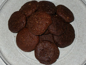 Fudgy Cookie Bites