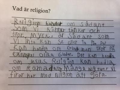 vad är religion