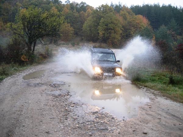 Есенно зарибяване с балканска пъстърва