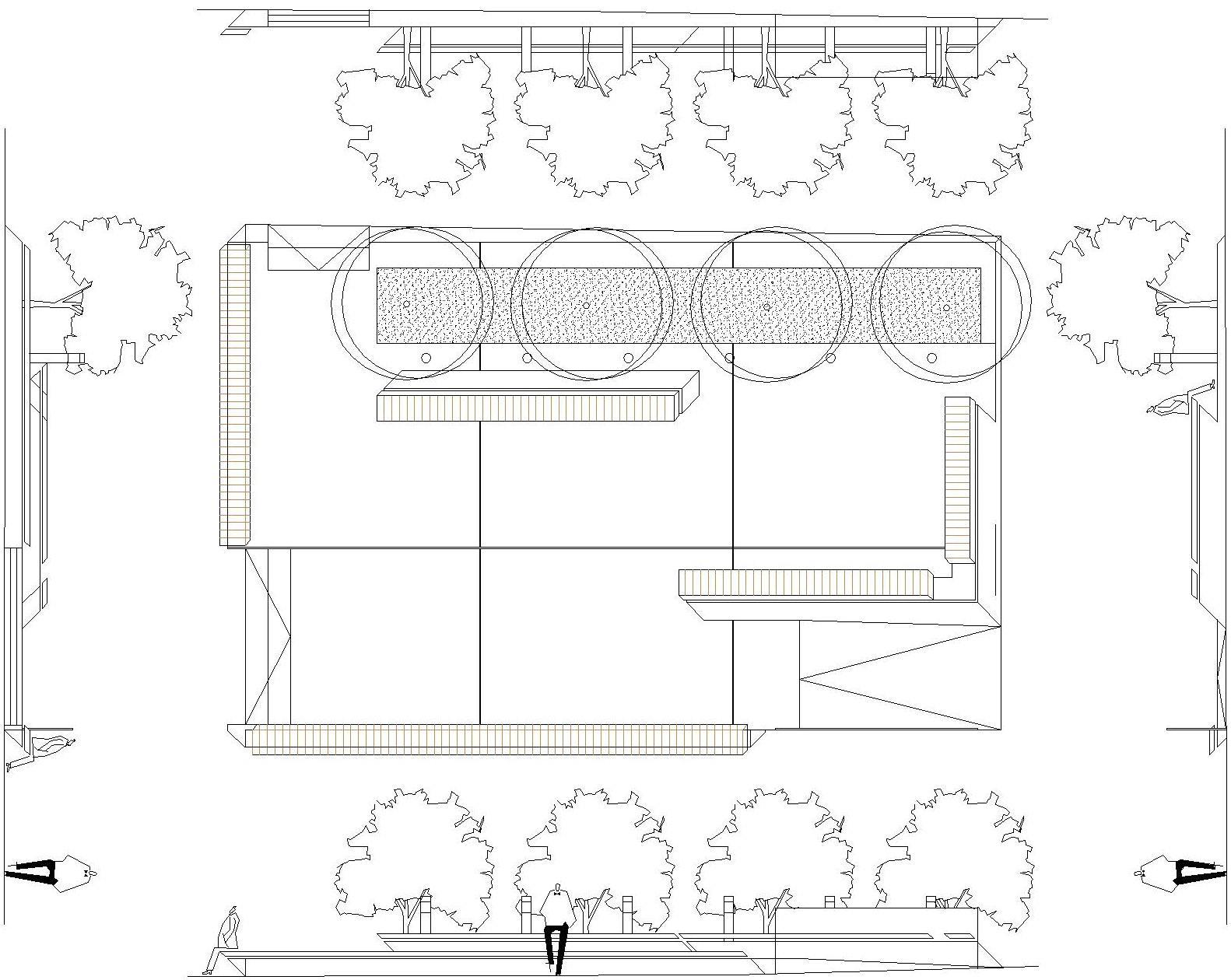 Proyecto luisonrh for Mobiliario para planos