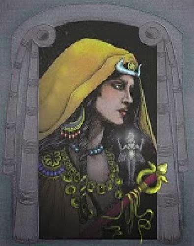 Hymn To Inanna
